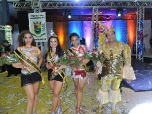 Escolhidas as Cortes Adulta e Infantil do Carnaval 2018