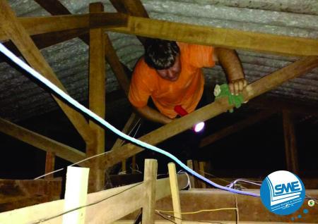 Escolas Municipais recebem manutenções constantes