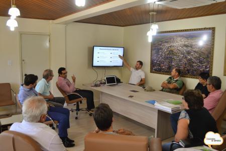 Executivo Municipal intensifica planejamento para efetivação do Polo Industrial