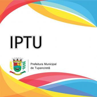 Prorrogado a data para pagamento em cota única do IPTU 2018.