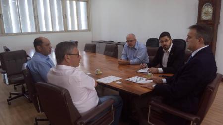 Prefeito e Secretário do Meio Ambiente participam de audiência na UFSM