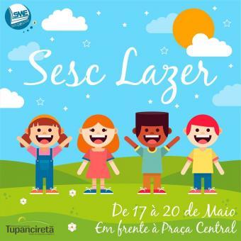 SESC Lazer está em Tupanciretã