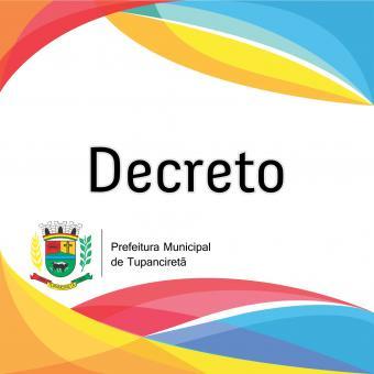 Executivo Municipal de Decreta Medidas de Contenção de Gastos