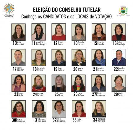 23 candidatos concorrem ao Conselho Tutelar