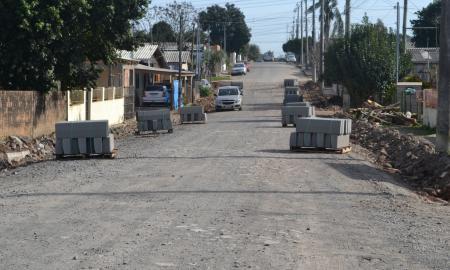Administração realiza reunião decisiva com Bripav sobre a pavimentação Rua Salim Chamun