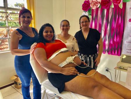 Projeto trata sobre as demandas em Saúde Materno Infantil de Tupanciretã