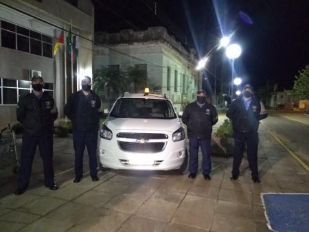 Equipes de Fiscalização em Tupanciretã