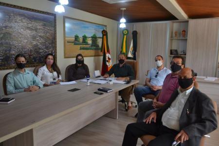 Administração foca no desenvolvimento do Distrito Industrial