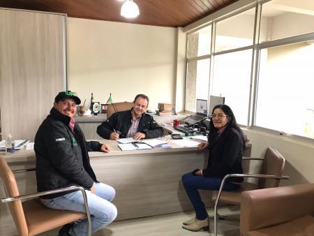 Tupã Cereais será a primeira empresa proprietária de lotes do Distrito Industrial de Tupanciretã