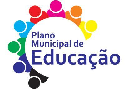 Logotipo do serviço: Plano Municipal de Educação